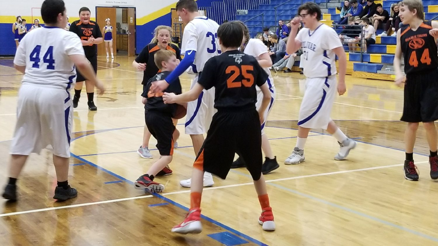 Last Second Buzzer Beater Sinks RepSO Tigers