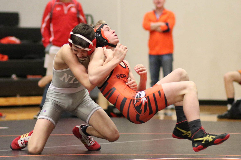 Photos:  Wrestling Vs Nixa-Kickapoo