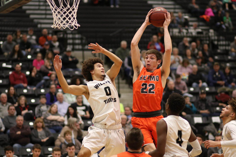 Photos:  Varsity Boys Basketball Vs Willard