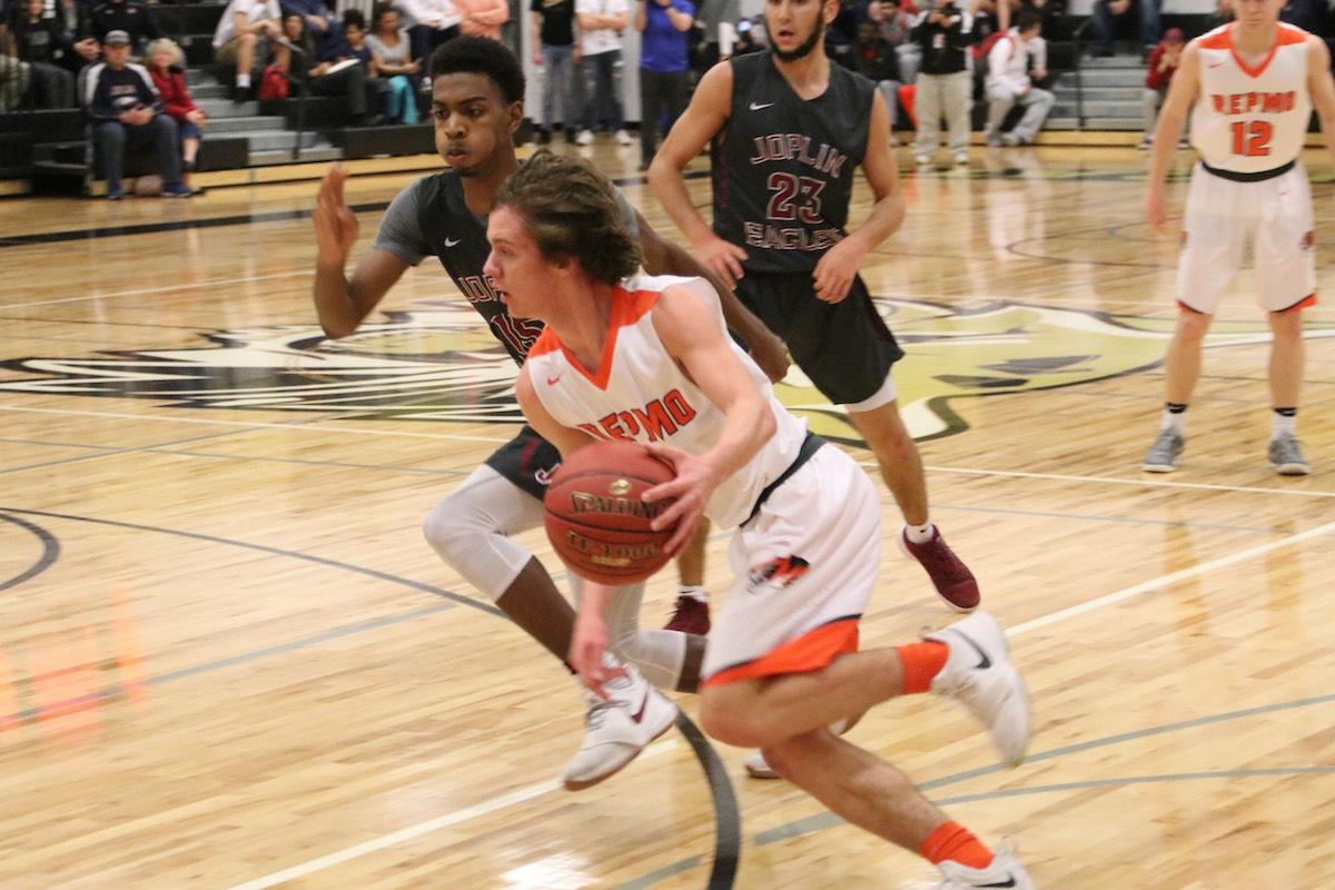 Joplin Ends Tigers' Season In District Semifinals
