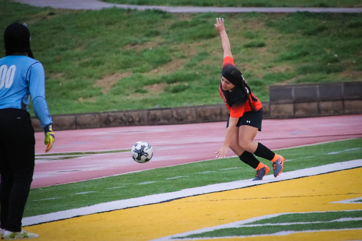 Photos:  JV Soccer Vs Parkview