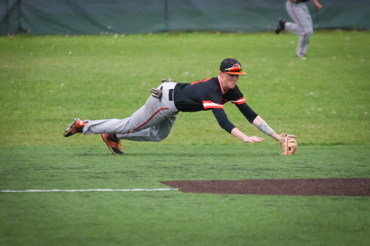 Baseball Tigers Shut Out At Parkview