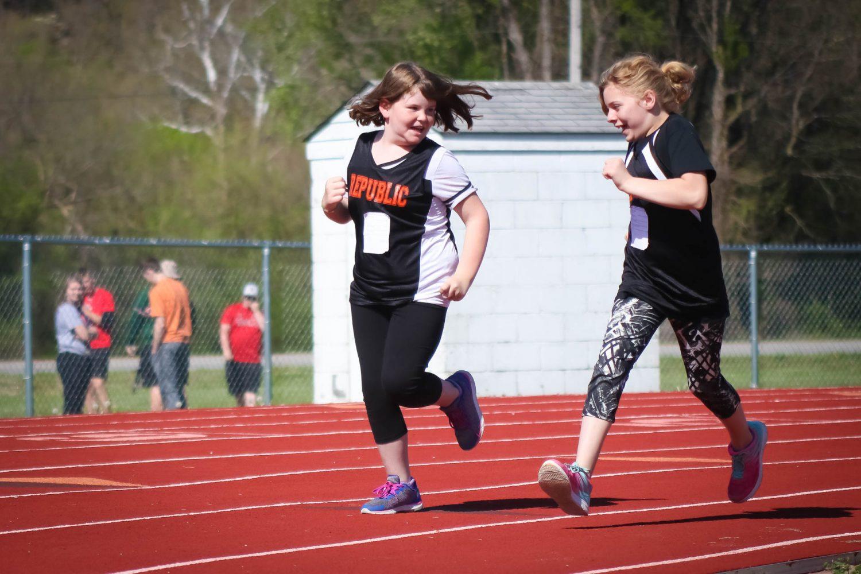 Photos:  Special Olympics At McDonald County