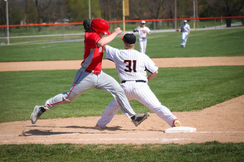 Photos:  Varsity Baseball Vs Nixa
