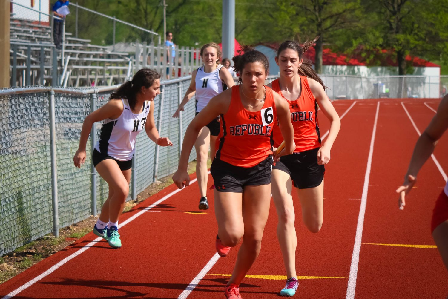Photos & Results:  COC Track Championships