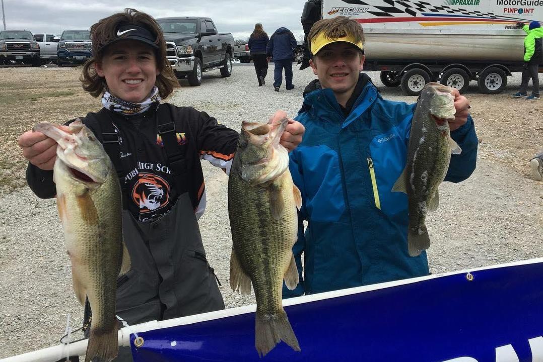Republic Fishing Duos Near The Top