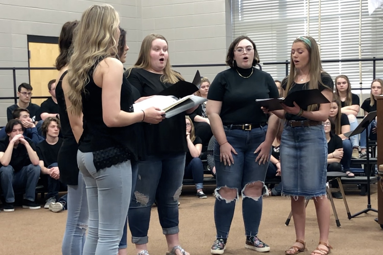 Off The Field: State Music Competition
