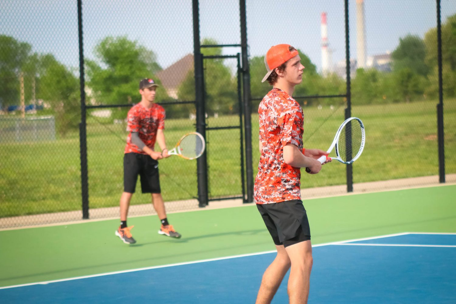 Mackey And Creek Advance To Sectionals