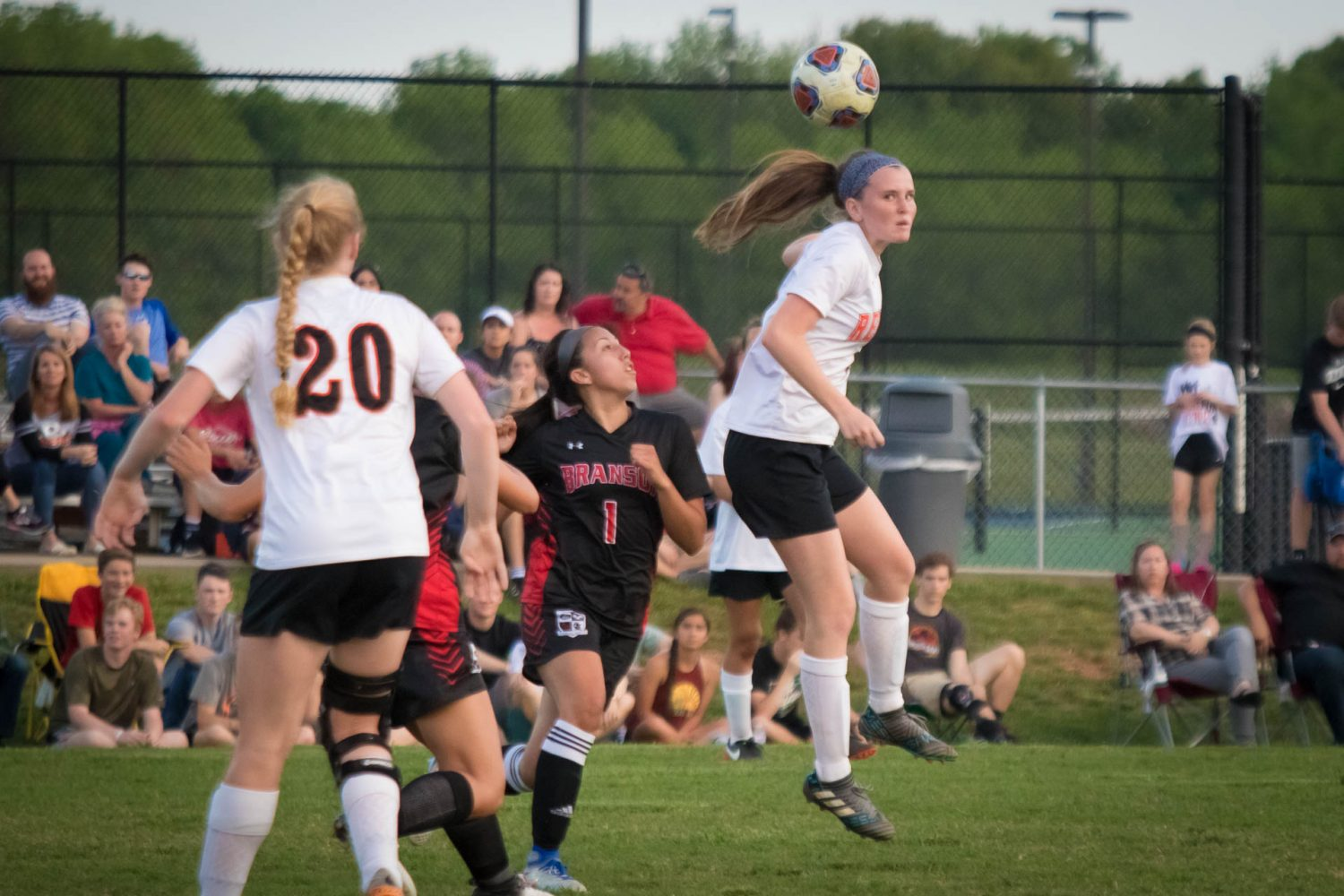 Relentless: Lady Tigers Attack In Waves, Swamp Pirates