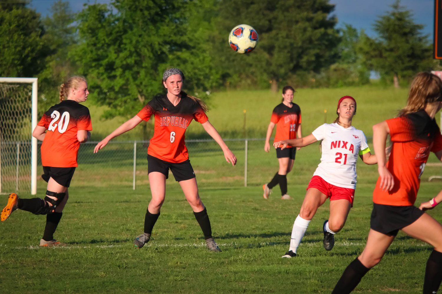 Early Goal Propels Nixa To District Title