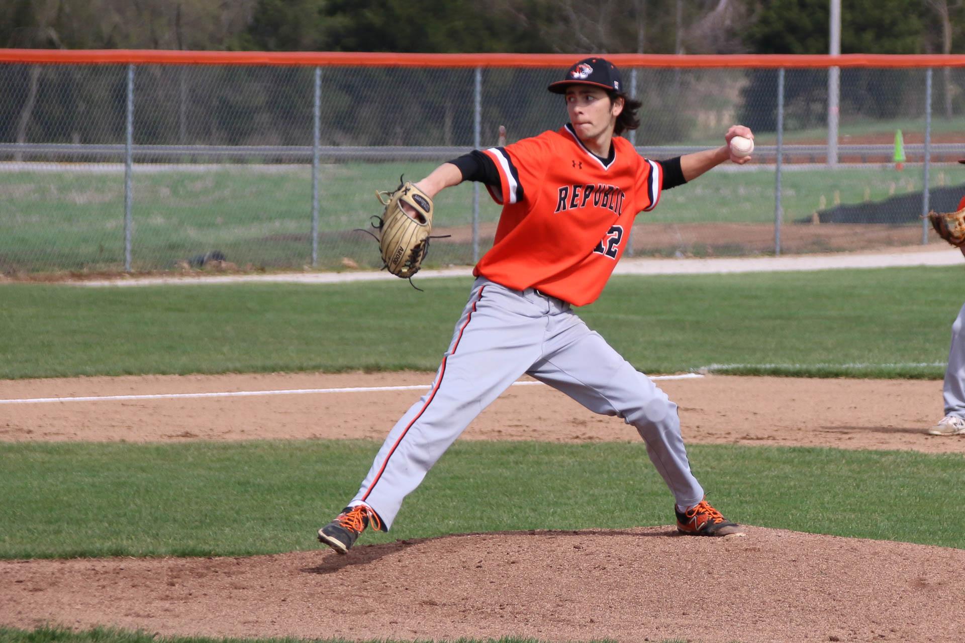 Photos:  Baseball Vs Aurora