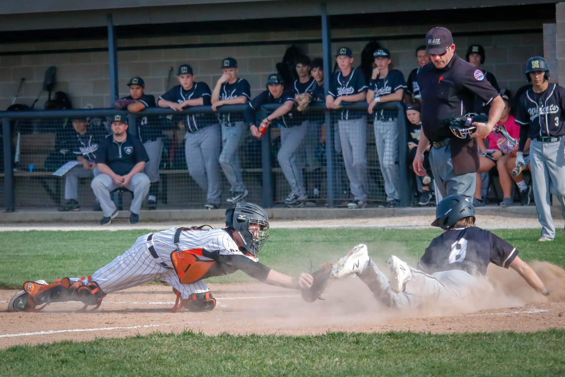 Photos:  Baseball Vs Neosho