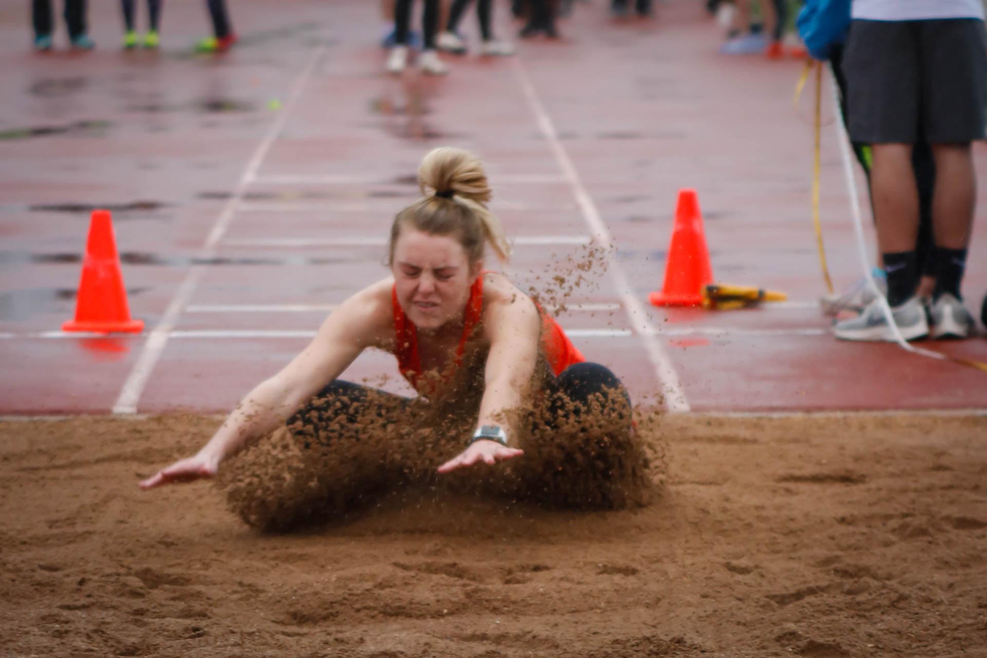 O'Hara, Drennan, Take Long Jump Gold At Nixa