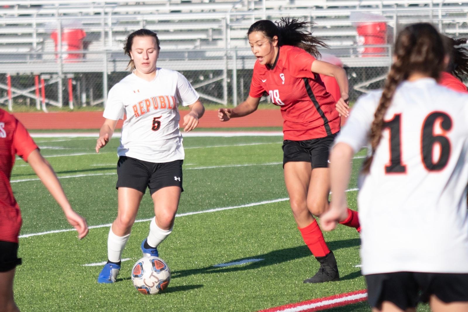 Photos:  JV Soccer Vs Carl Junction