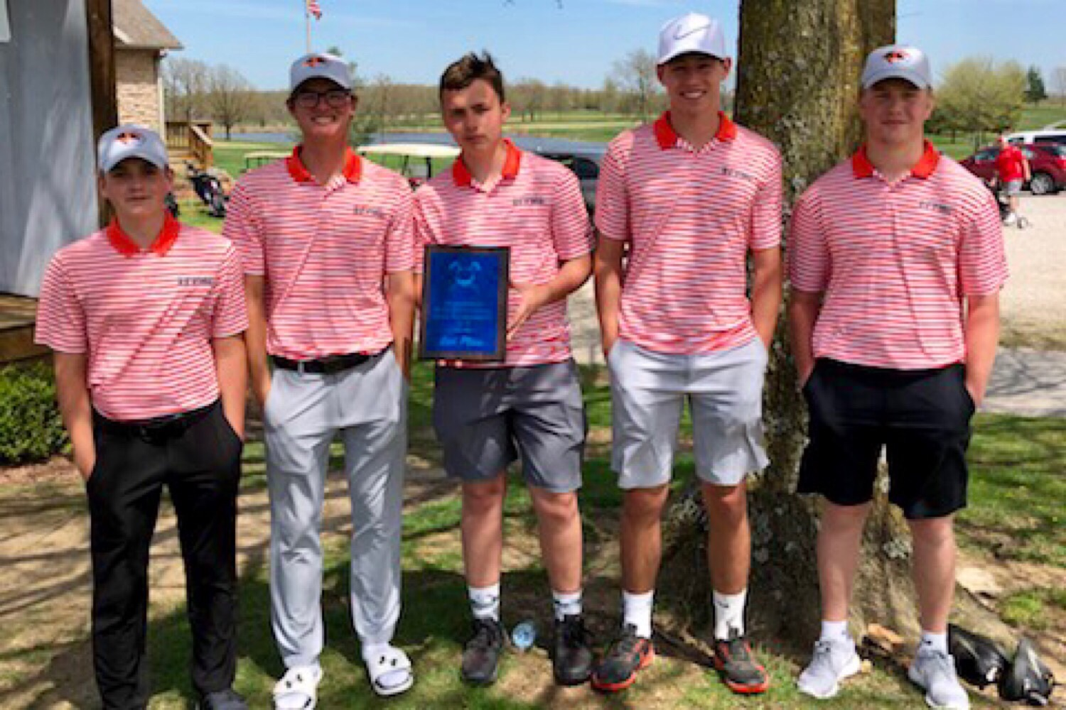 Tigers Take 2nd At Whispering Oaks