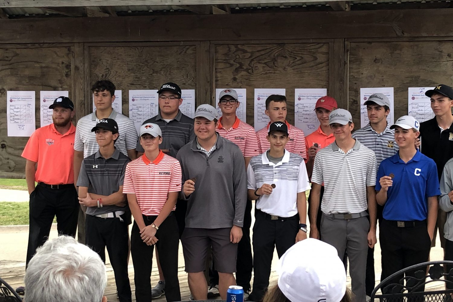 Three Tiger Golfers Advance To Sectionals