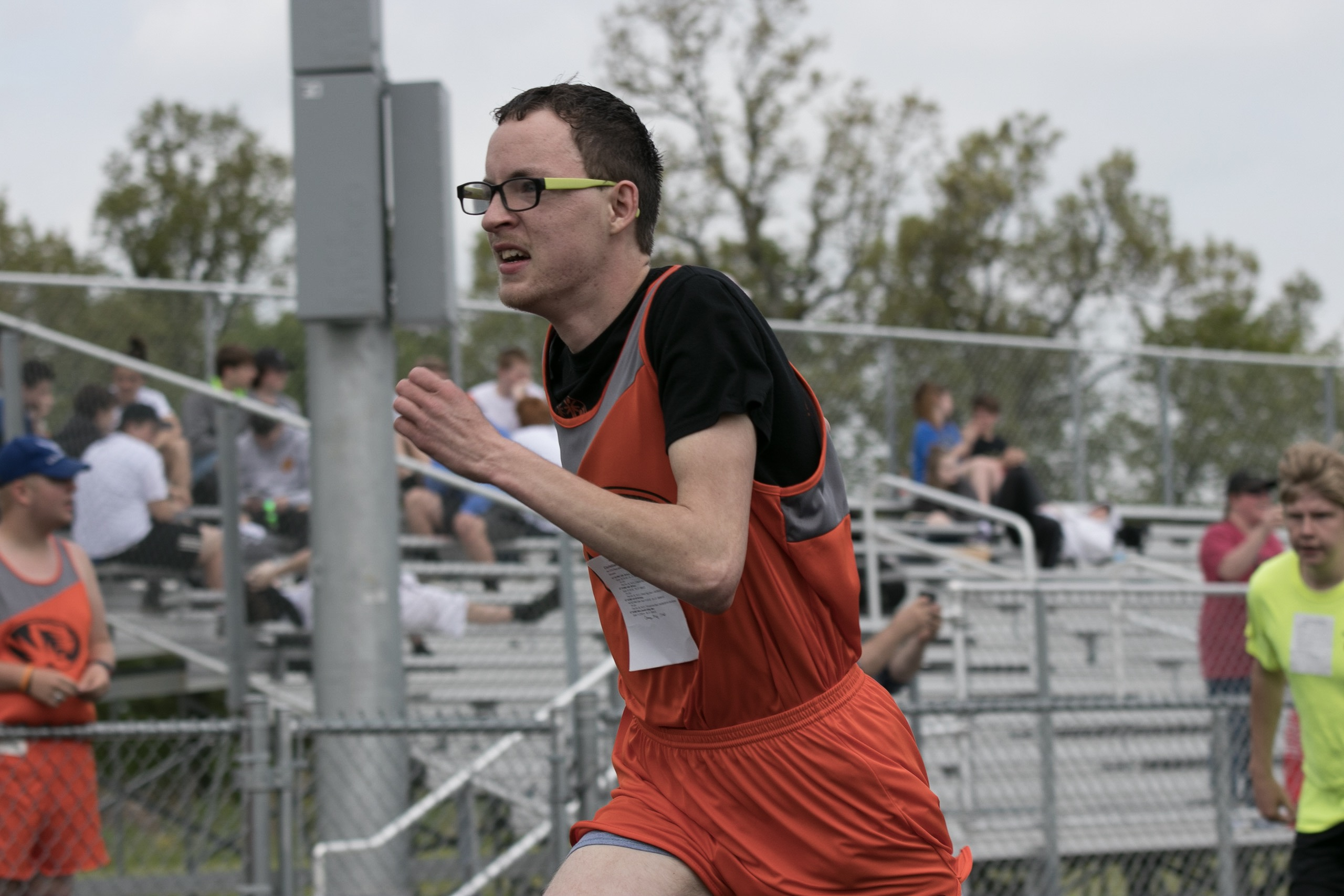 Photos:  Special Olympics Track Meet