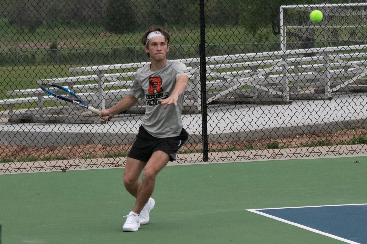 Cook, Thornhill Lead Tigers At COC