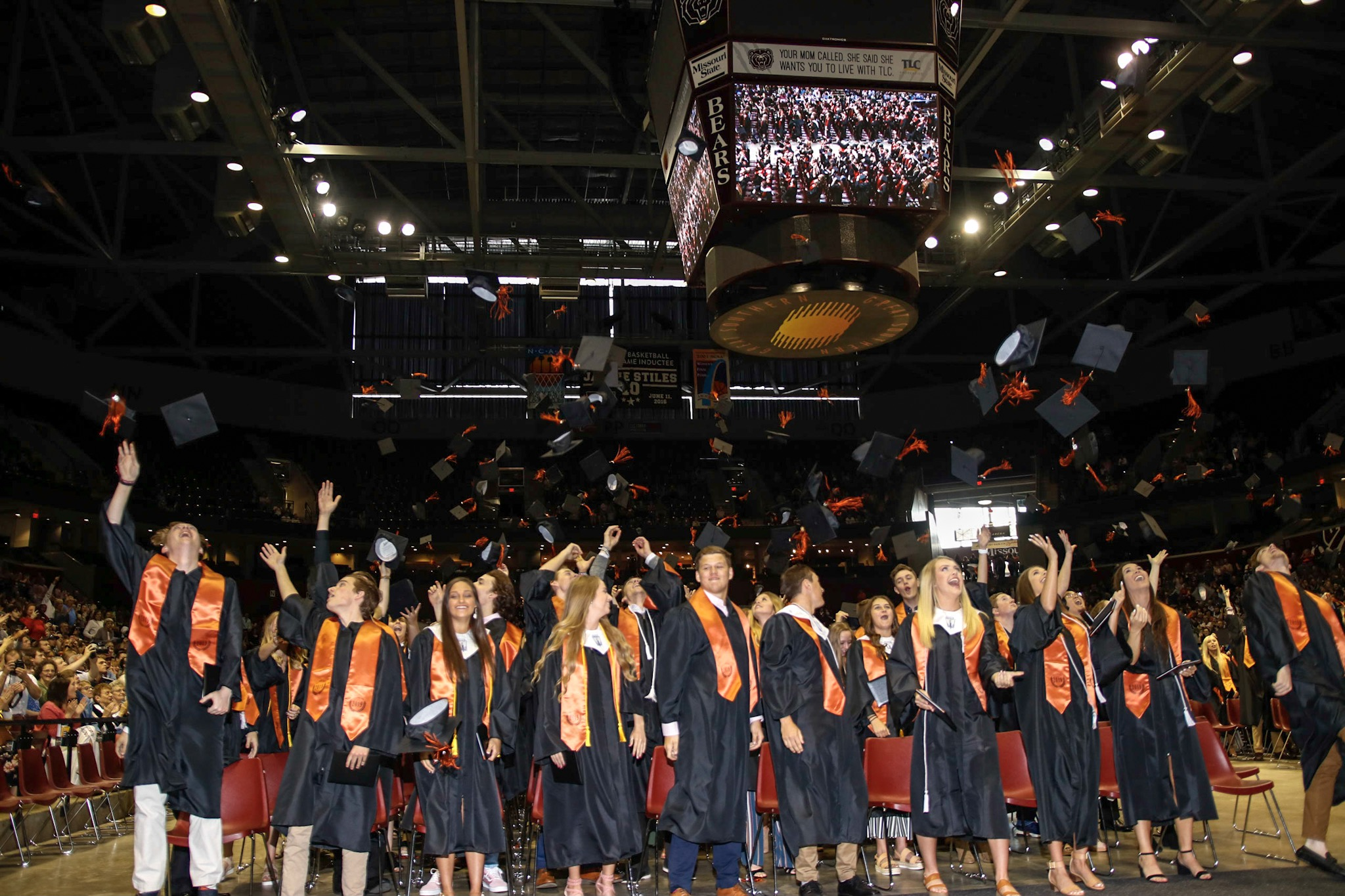 Photos: Graduation 2019