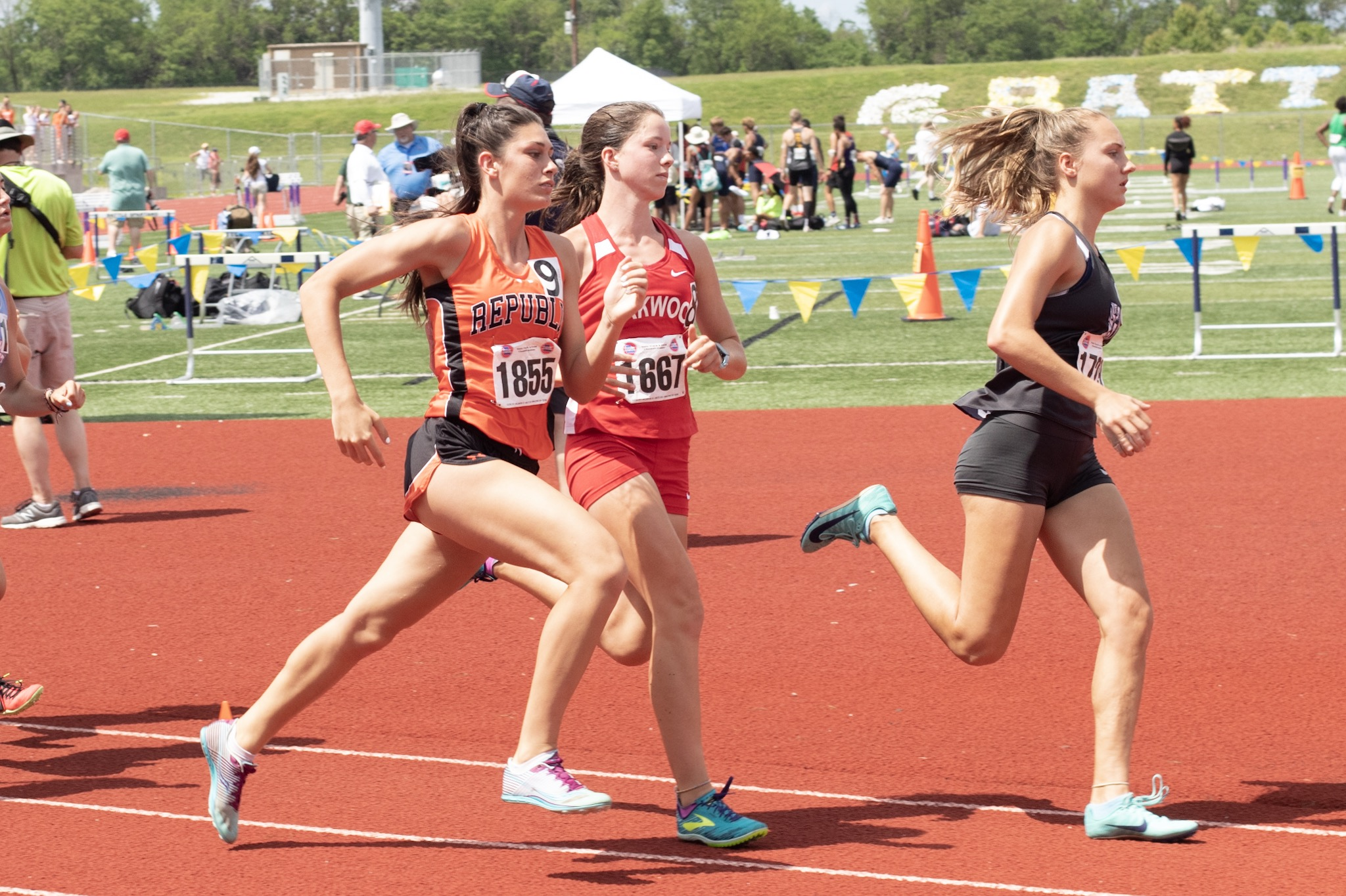 Photos And Results: State Track