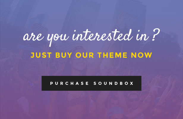WordPress Theme Web Design UI/UX Design for Selling Song Music Products
