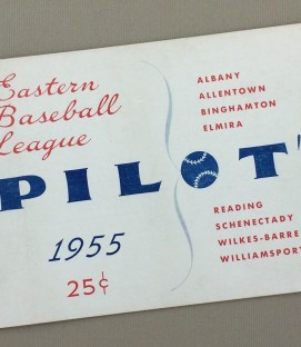 Eastern Baseball League 1955 Pilot