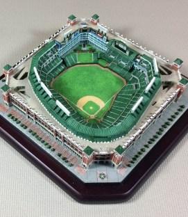 Danbury Mint Ballpark in Arlington Replica