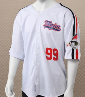 Major League Indians Wild Thing Jersey