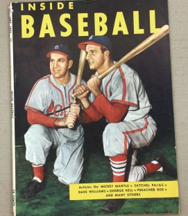 Inside baseball January 1953 Issue