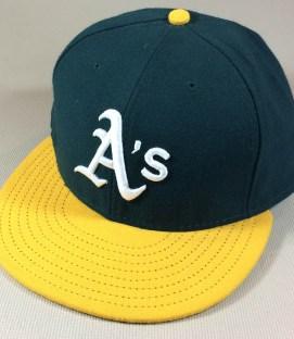 New Era 59Fifty Oakland A's Wool Cap