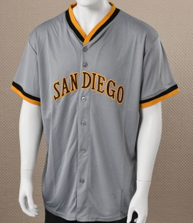 San Diego Padres 2013 Gray Jersey