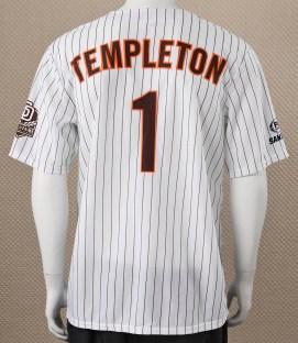 Padres HOF Garry Templeton Jersey