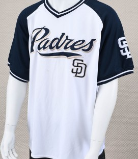 San Diego Padres White Jersey