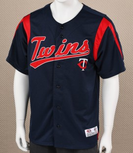 Minnesota Twins Blue Jersey
