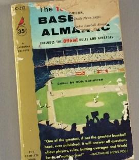 1956 Baseball Almanac
