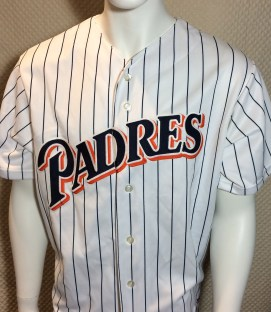 San Diego Padres 1996 Jersey