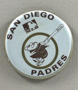 San Diego Padres Button