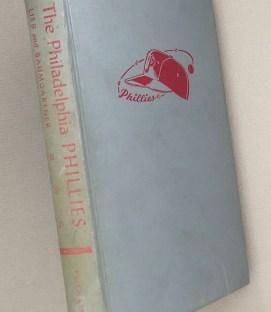 Philadelphia Phillies Frederick Lieb 1953
