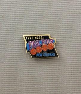 1993 NCAA Basketball Final Four Pin