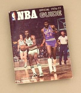 NBA 1976-77 Media Guide