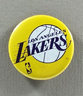 Los Angeles Lakers Mini Button