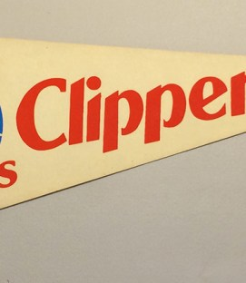 1978 San Diego Clippers Team Pennant