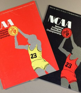 1972 NCAA Final Four Basketball Programs