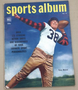 Sports Album Magazine December 1949