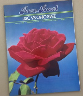 1980 Rose Bowl Program
