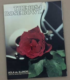 1984 Rose Bowl Program