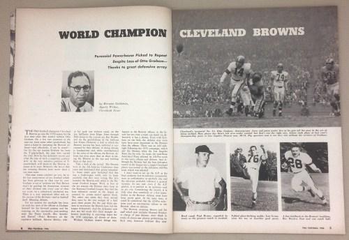 World Champion Cleveland Browns