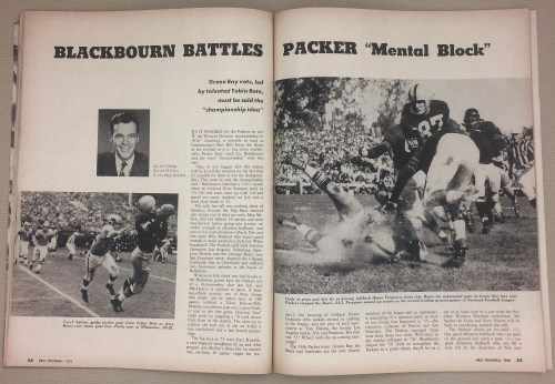 Green Bay Packers 1957