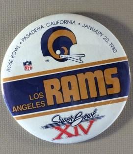 Super Bowl XIV Button