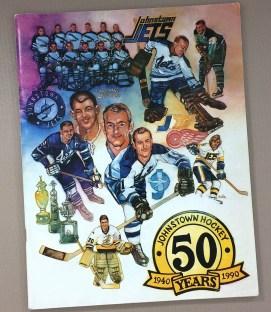 Johnstown 50 Year Anniversary Program